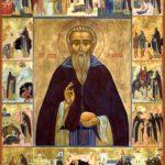 При женских болезнях поможет молитва Давиду Гареджийскому