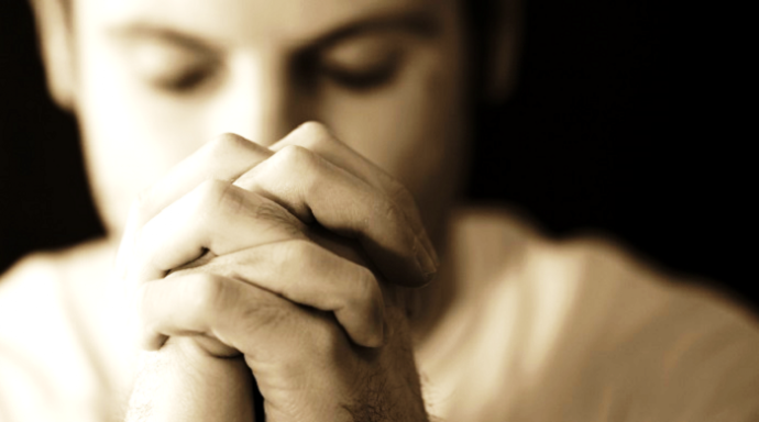 Молитва покаяния и прощения