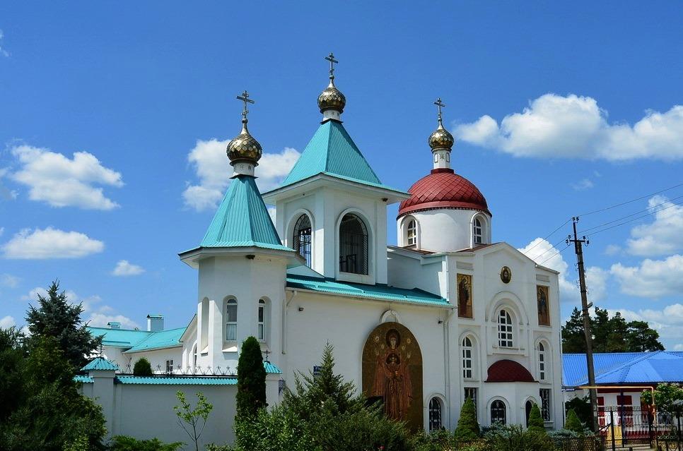 Монастырь г. Апшеронск