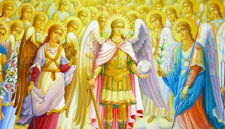 сбор святого войска