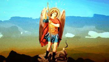 Мощные защитные молитвы Архангелу Михаилу