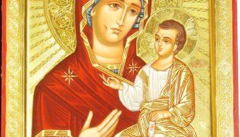 Чудодейственные молитвы перед Иверской Иконой