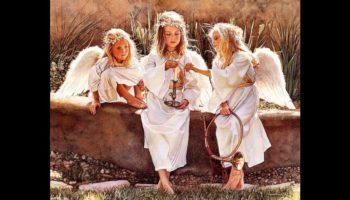 Оберег от проблем и неприятностей — молитвы Три Ангела